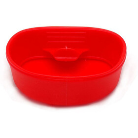 Wildo Fold-a-Cup, red
